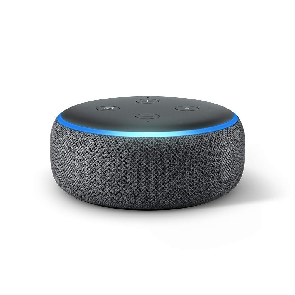 All-New Echo Dot (3rd Generation)