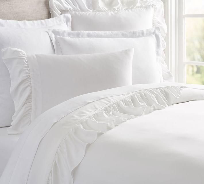 tencel-ruffle-duvet-cover-sham-white-o