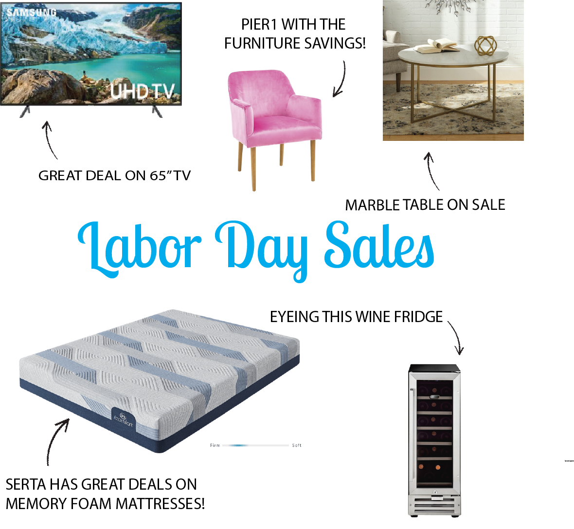 Instagram Post - Labor Day Sales